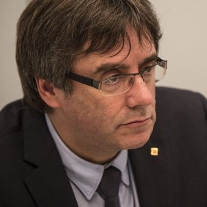 """Puigdemont: """"On Catalan election day we will defend the legitimacy of the Republic"""""""