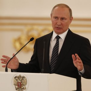"""Russia, ironically: """"We won't bomb either Madrid or Barcelona"""""""