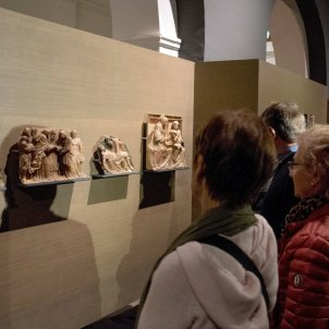 Aragonese court confirms claim on artworks on display in Catalonia