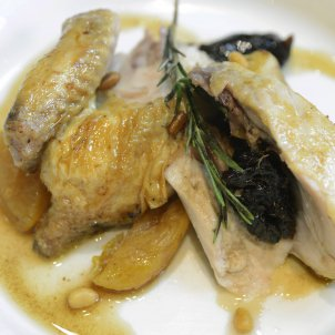 Catalan classics: Spring chicken for a Catalan Christmas