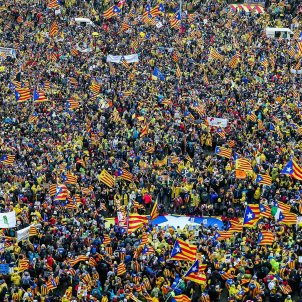 Thousands set to attend Catalan protest in Madrid