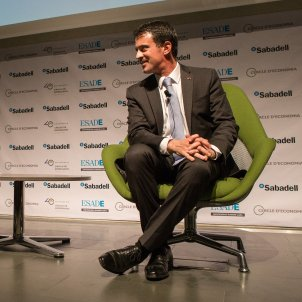 Spanish business circle asks for money from large companies to fund Manuel Valls' tour