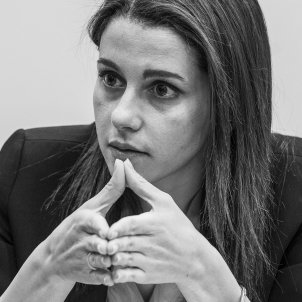 Inés Arrimadas, the beneficiary of the independence process