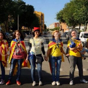 The new Ciudadanos leader in Catalonia and her pro-independence past
