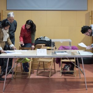 Maximum uncertainty over a Catalan election with record turnout