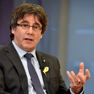 """Puigdemont to Reuters: """"The king has an opportunity to rectify tomorrow"""""""