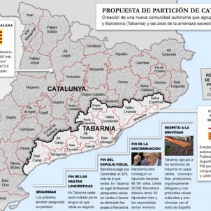 Tabarnia: the unionist idea that is scotched by the election results