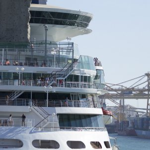 Barcelona is still the cruise ship capital of the Spanish state