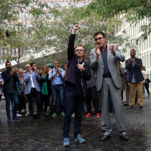 Senior Catalan officials Jové and Salvadó to face multiple 2017 referendum charges