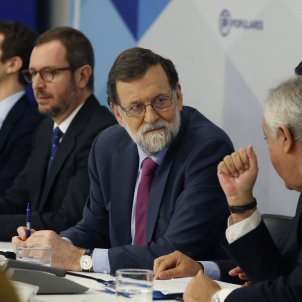 Rajoy says intervention in Catalonia to continue if Puigdemont invested from Brussels