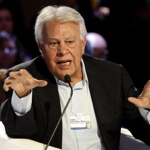 Former Spanish PM doesn't think independence leaders committed rebellion