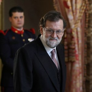 Rajoy projects a political future without top pro-independence leadership