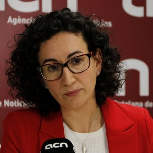 Rovira wants an investiture without risks for the deputies