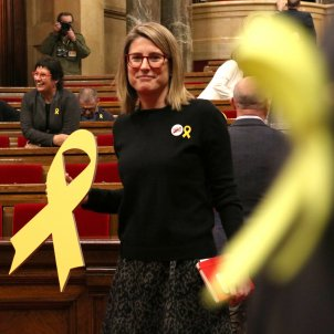 Sexist insults against Catalan politician Elsa Artadi cause wave of protests