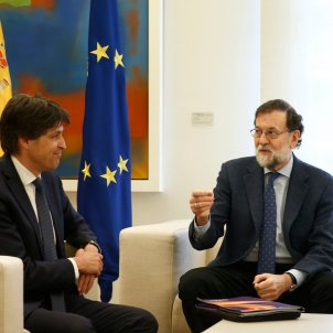 Rajoy aims to use intervention to make Spanish the working language in schools