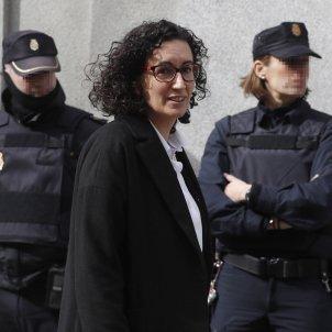 Rovira tells the judge she proposed suspending the referendum, Puigdemont said no