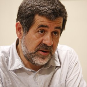 "Conversation with Jordi Sànchez, on day 1 of his hunger strike: ""This is serious"""