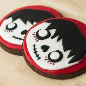 Biscuits for your Oscars party - 'Coco' cookies