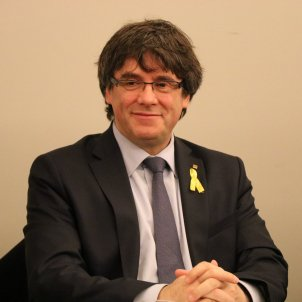 "'Le Temps': ""Puigdemont's visit is making Spain gnash its teeth"""