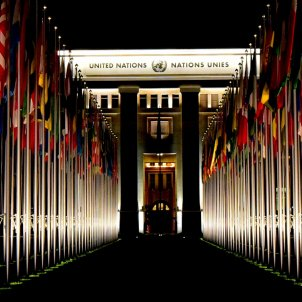 Spanish pressure to silence independence movement at the UN