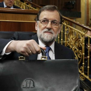 Hard-hitting editorial in The Times tells Rajoy to refrain, again