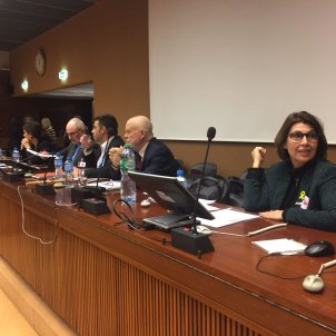 Human rights defenders call out Spain at the UN headquarters