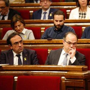 Catalan political prisoner Jordi Turull writes to 'El Nacional' on his 6th day of hunger strike