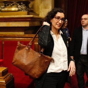 Catalan deputy Marta Rovira goes into exile