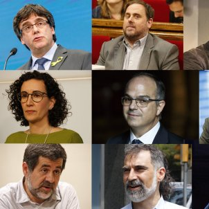 Judge prosecutes Puigdemont, 9 ministers, 'Jordis', Rovira for rebellion