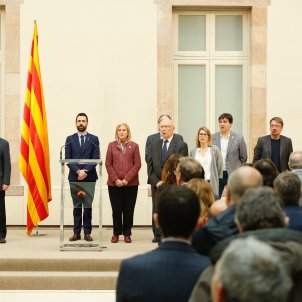 'We need a common front against Rajoy's authoritarianism', says Catalan speaker Torrent