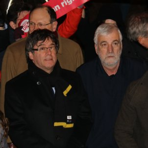 Businessperson accompanying Puigdemont in exile doesn't present himself to Spanish court