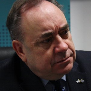 "Alex Salmond in video: ""People must speak out about Catalonia"""