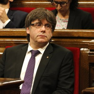 Harsh setback from Council of Guarantees to Puigdemont's investiture as president