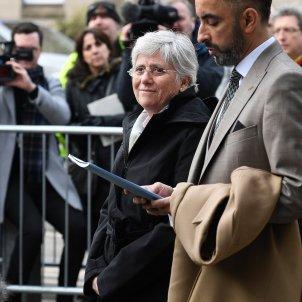 Scottish judge frees Catalan minister Clara Ponsatí on bail