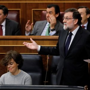 The video where Rajoy admits Puigdemont did not misuse public funds on referendum
