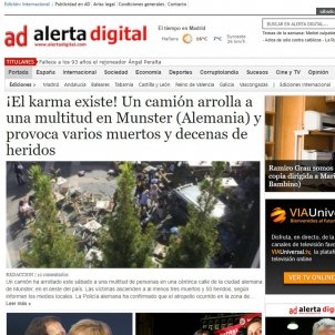 "Spanish unionist newspaper attributes Münster vehicle attack to ""karma"""