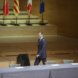 Judicial annoyance that king Felipe VI won't show for Barcelona ceremony