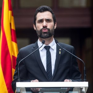 "Torrent: ""To implement the Catalan Republic, we're ready to risk all we have"""