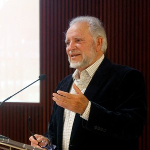 "Julio Anguita: ""The judge has convinced me that Spain has political prisoners"""