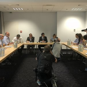 JxCat proposes to invest Puigdemont as new Catalan president before 14th May