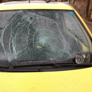 Catalan MP's car vandalised near town of Sant Andreu de la Barca