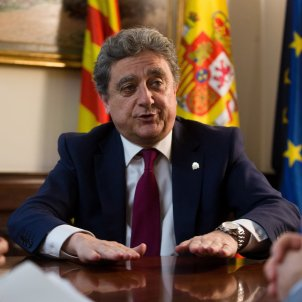 Police bosses to postal workers: this week's witnesses in the Catalan trial