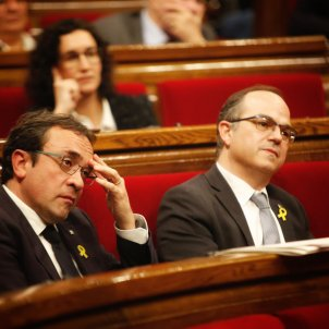Catalan politicians call on Strasbourg verdict to appeal for release from prison