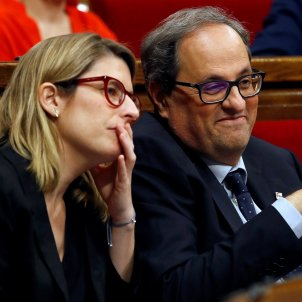 Who's who in the new Catalan government?