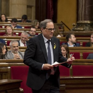 Catalan presidency: Torra loses first vote, with second vote hinging on CUP