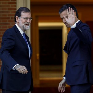 Sánchez studying motion of no-confidence in Rajoy after the Gürtel verdict