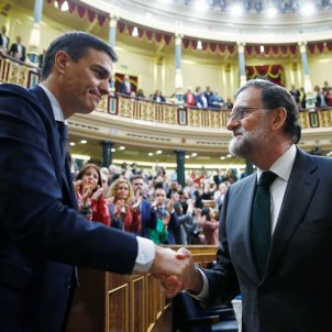 From Rajoy to Sánchez: the Spanish establishment's operation