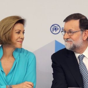 Mariano Rajoy resigns as leader of PP
