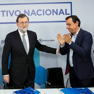 Conversations from Rajoy's farewell meeting with PP leaked