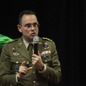 The Spanish director of national security believes in UFOs